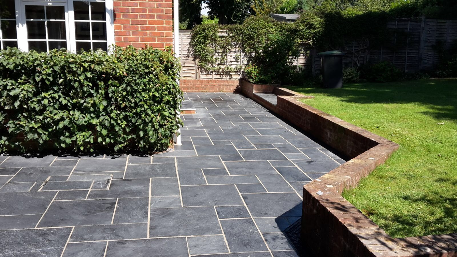 paving and block work