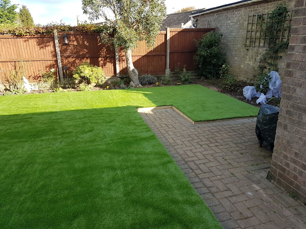Kent Landscaping - lawns